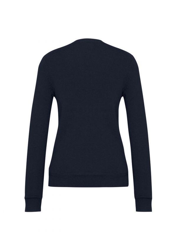 Ladies V-Neck Pullover LP3506