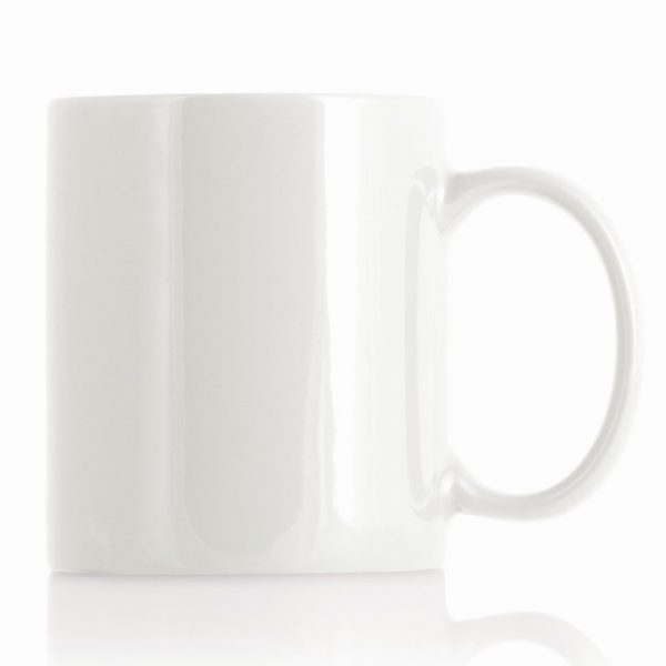 Ceramic Can Mug - 325ml -  M101A