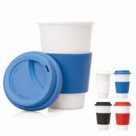 Ceramic Eco Travel Mug 300ml -  M209