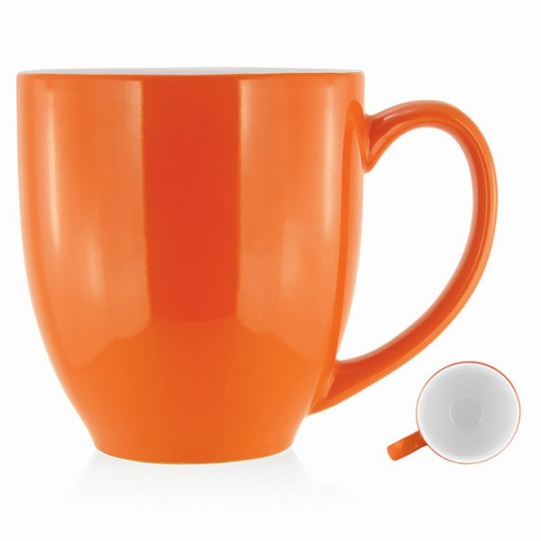 Deauville Ceramic Mug - 440ml -  M238