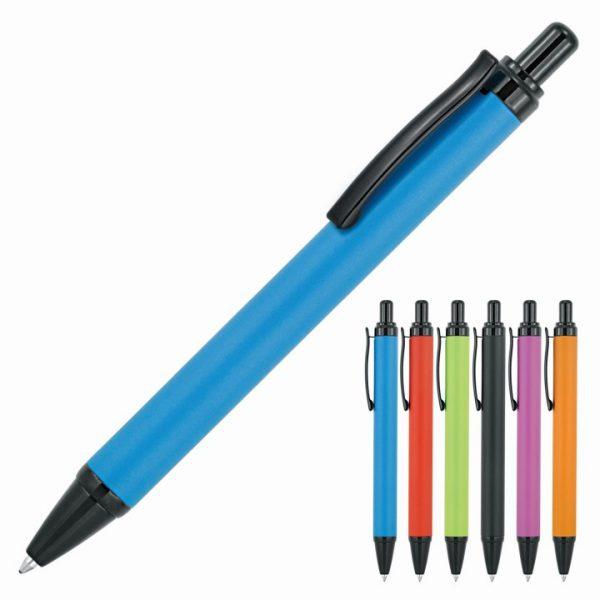 Bologna Metal Ballpoint Pen -  P301