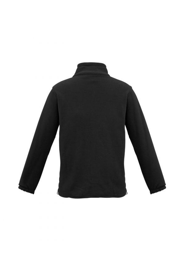 Mens Plain Micro Fleece Jacket PF630