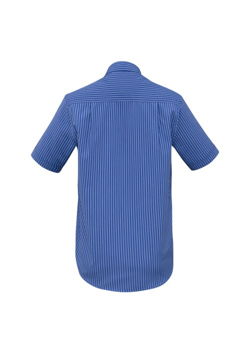 Mens Cuban Short Sleeve Shirt S10412