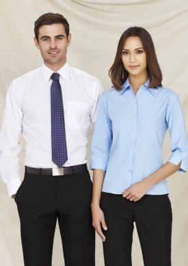 Mens Base Short Sleeve Shirt S10512