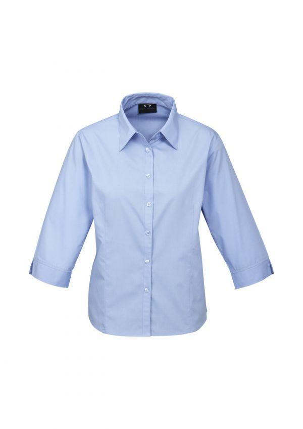 Ladies Base 3/4 Sleeve Shirt S10521