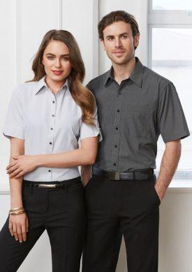 Mens Signature Short Sleeve Shirt S120MS