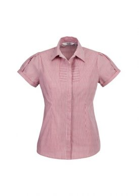 Ladies Berlin Short Sleeve Shirt S121LS