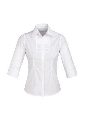Ladies Berlin 3/4 Sleeve Shirt S121LT