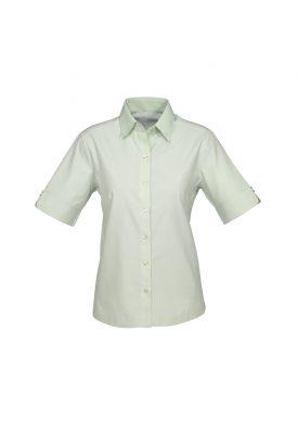 Ladies Ambassador Short Sleeve Shirt S29522