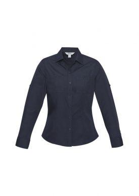 Ladies Bondi Long Sleeve Shirt S306LL