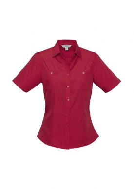 Ladies Bondi Short Sleeve Shirt S306LS