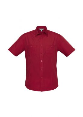 Mens Bondi Short Sleeve Shirt S306MS