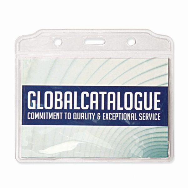 PVC CARD HOLDER - 65 (H) X 92 (W)MM -  T111F