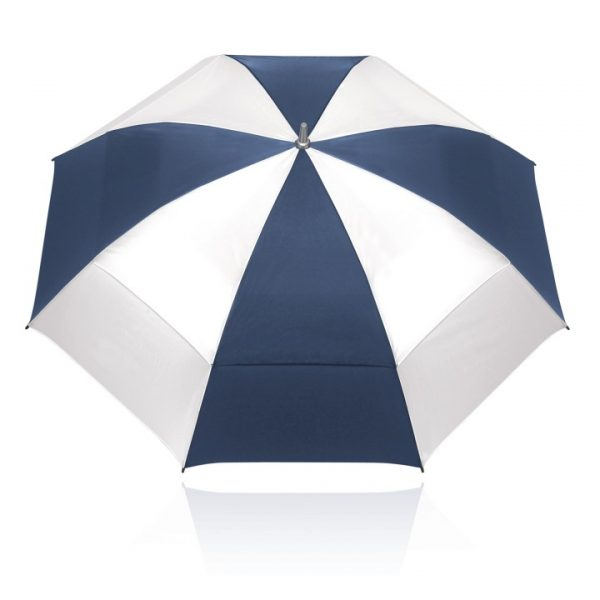 Shelta Strathgordon Umbrella Navy Blue/White