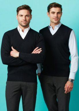 Promotional Mens Woolmix Vest
