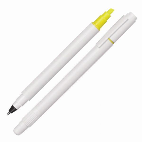 Ballpoint Pen/Hightlighter Duo -  Z139