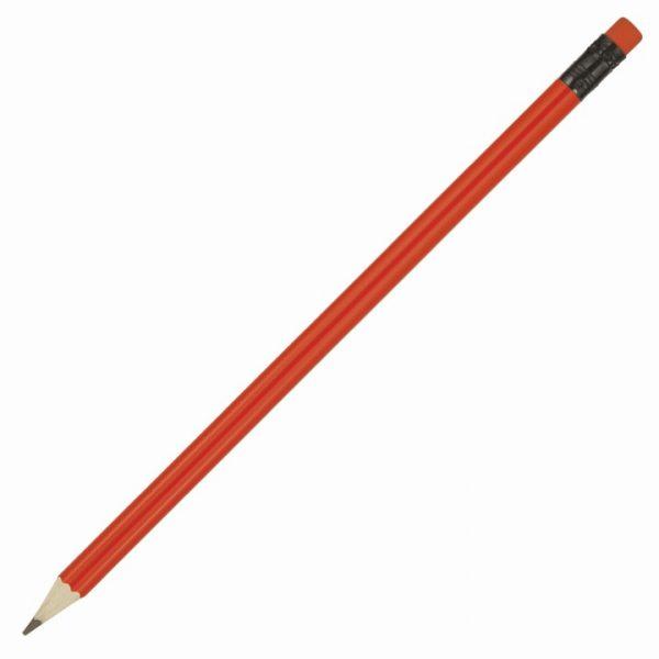 Sharpened Pencil w/Coloured Eraser -  Z198
