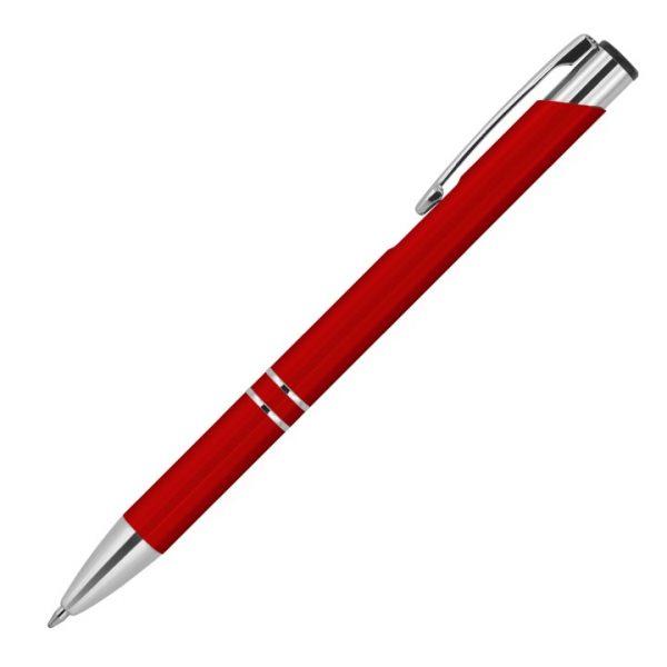 Julia Solid Colour Metal Ballpoint Pen -  Z550
