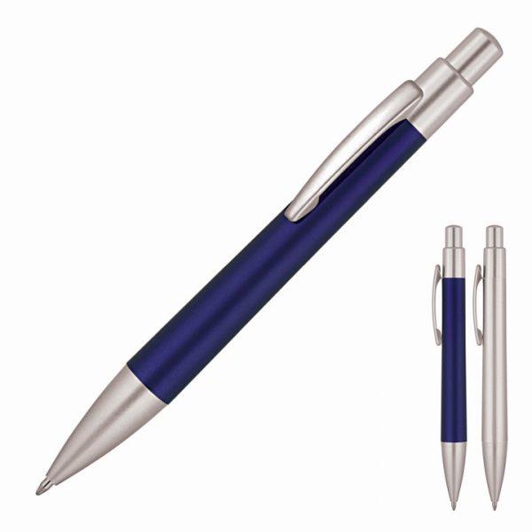 Marcus Metallic/Frost Ballpoint Pen -  Z618
