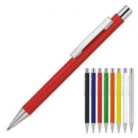 Alexander Matte Metal Ballpoint Pen -  Z726