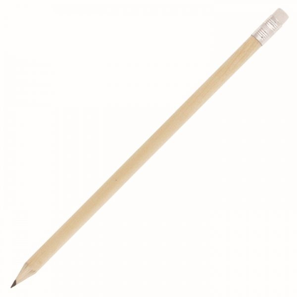 Sharpened Pencil w/Eraser -  Z864