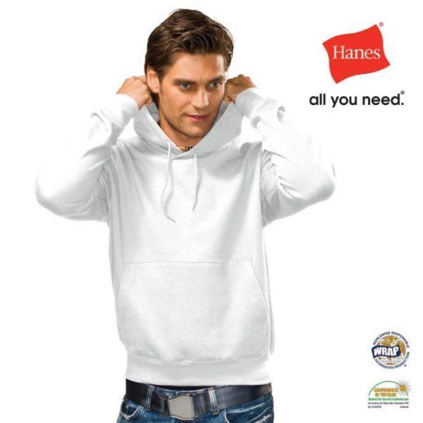 AU4100 fleecy hoodie