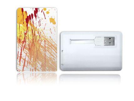 CC05 Credit Card Flash Drive 5