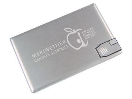 CC09 Credit Card Flash Drive 9