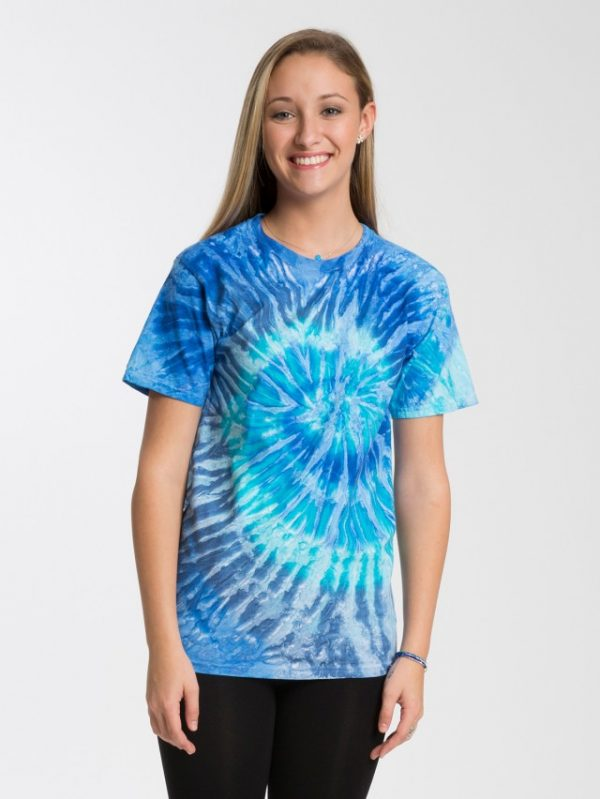 Adult Tie Dye T-Shirt -1000