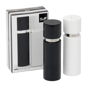 BR561 Salt&Pepper Soho Shakers