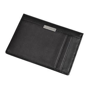BR740 Morrissey Leather Credit Card Holder