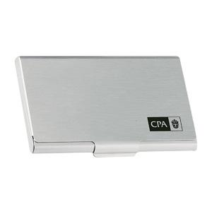 Econo Aluminium Card Holder D509