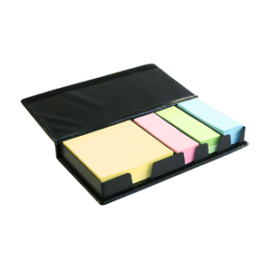 Notepad and Flag Holder D542