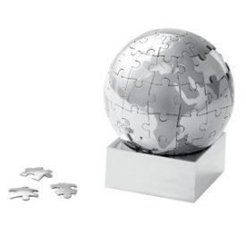 D589 Executive Globe Puzzle