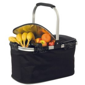 D604 Lakeside Picnic Cooler Basket
