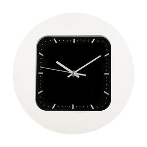 White Wall Clock D933