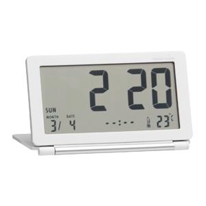 D940 Zone Digital Travel Clock