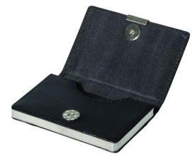 Leather Look Business Card Case  DA146