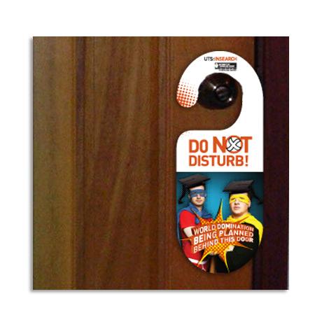 CDH1 Card Door Hangers