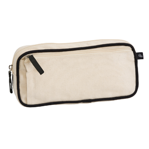 EC825 100% Organic Cotton Pencil Case