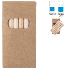 LL1904 Tourer Pencil Set In Cardboard Box