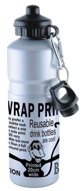 Triathlon Aluminium Water Bottle (Screen Print) R60S