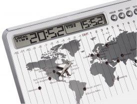 Globetrotter World Time   D2211