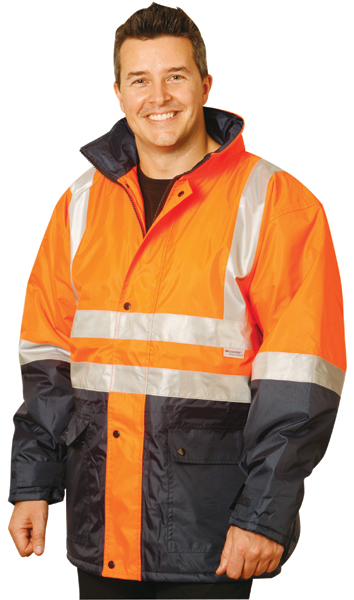 SW28 High Visibility Safety Jacket