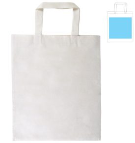 Short Handle Bamboo Tote Bag 100 GSM LL514