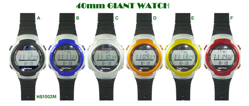 Giant Solar Giant Solar Digital Watches