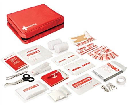 FA115 45pc First Aid Kit