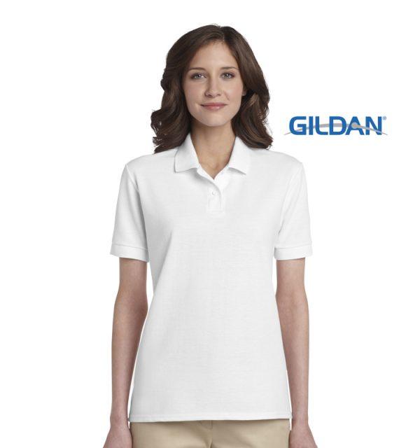 94800L DryBlend Missy Fit Piqu�� Sport Shirt