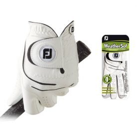 100013-FJWS FOOTJOY WeatherSof Glove