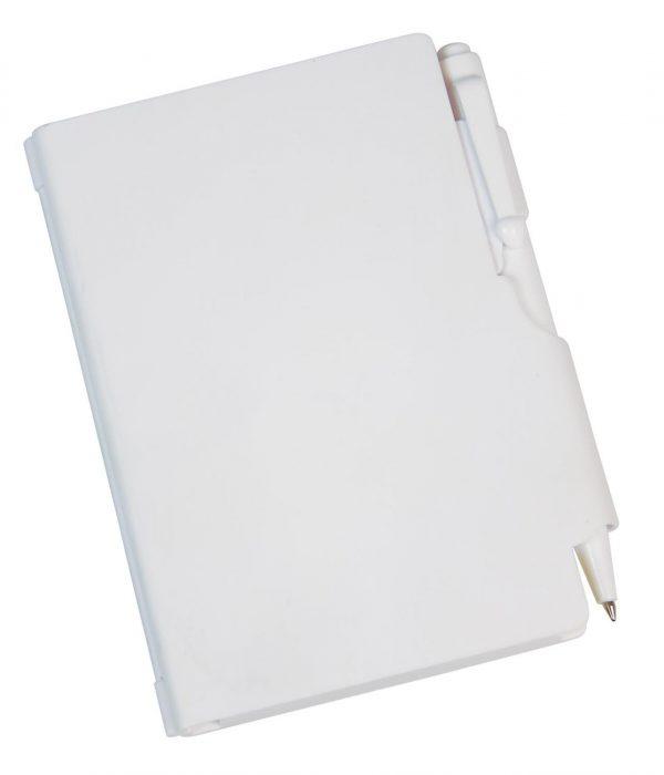 sticky notebook and pen G1040